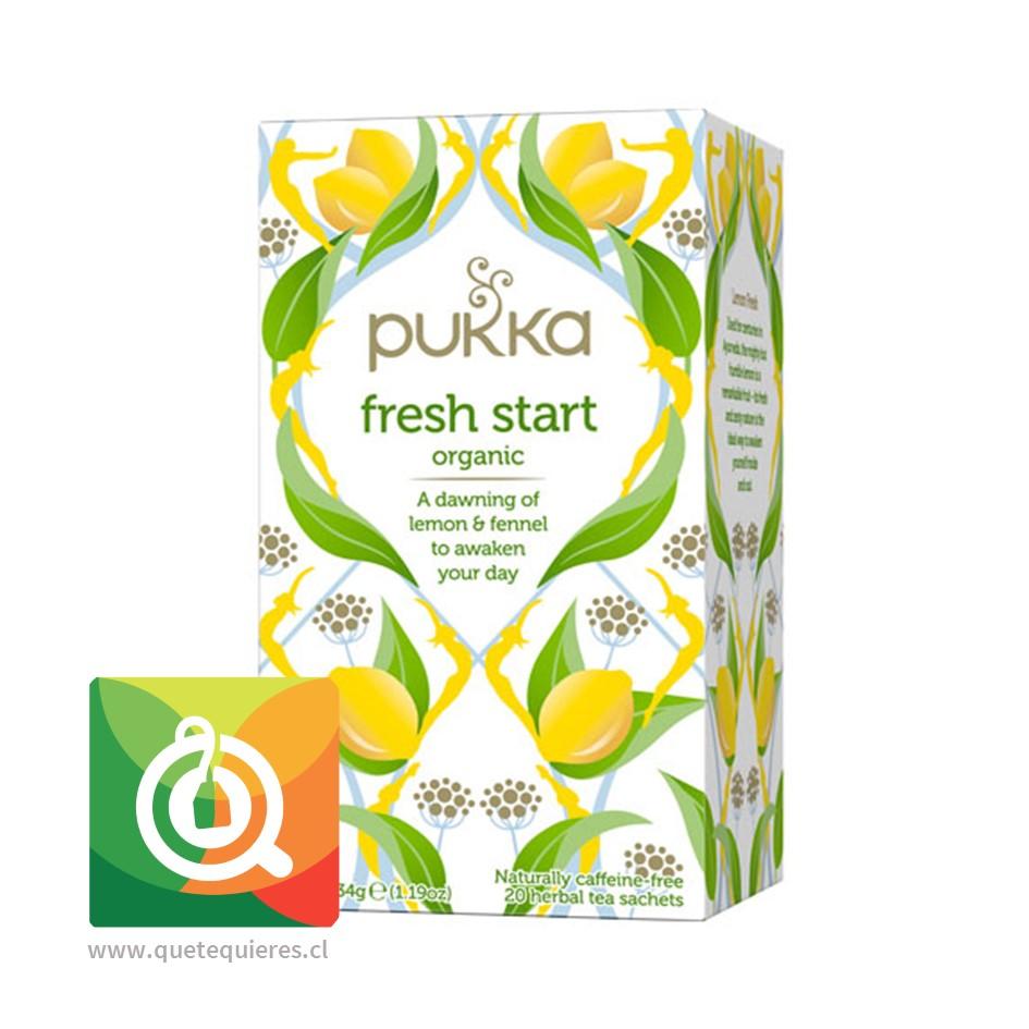 Pukka Infusión Fresh Start