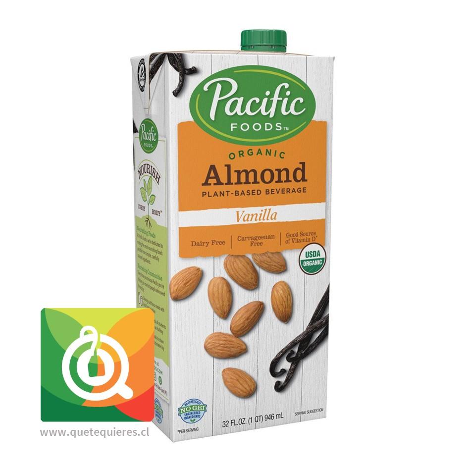 Pacific Food Alimento Liquido de Almendra Vainilla