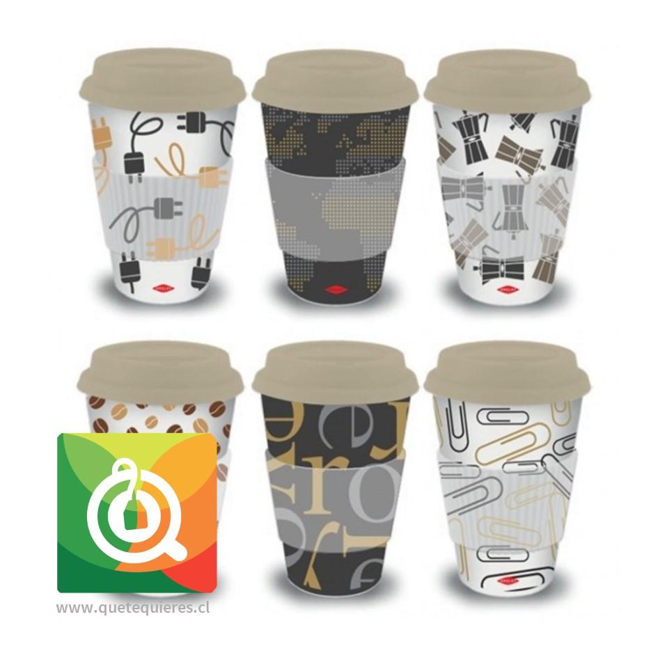 Pack Oroley Mug Bambú 6 unidades- Image 2