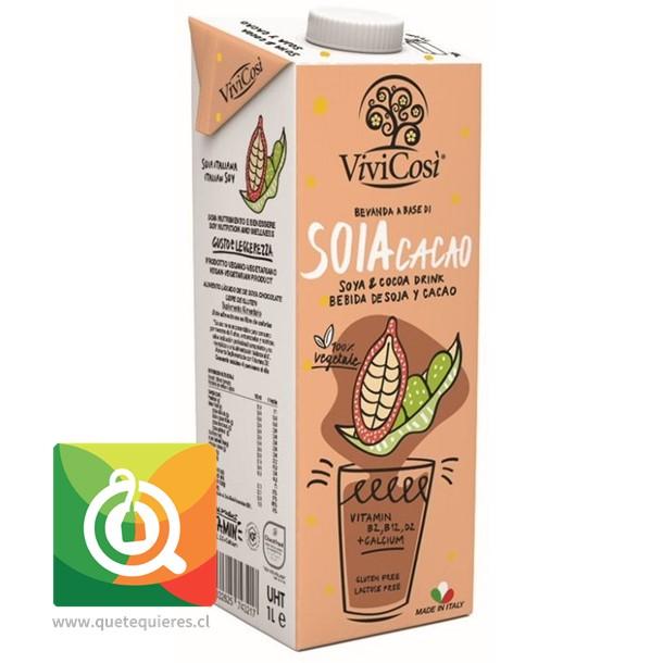 Vivicosí Alimento Liquido de Soya Cacao