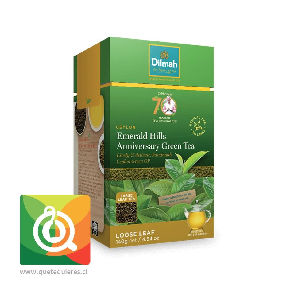 Dilmah Té Verde Emerald Hills