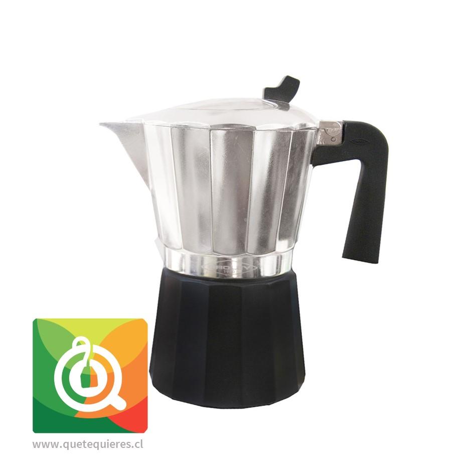 Oroley Cafetera Italiana Induccion para 6 y 3 Tazas - Image 1