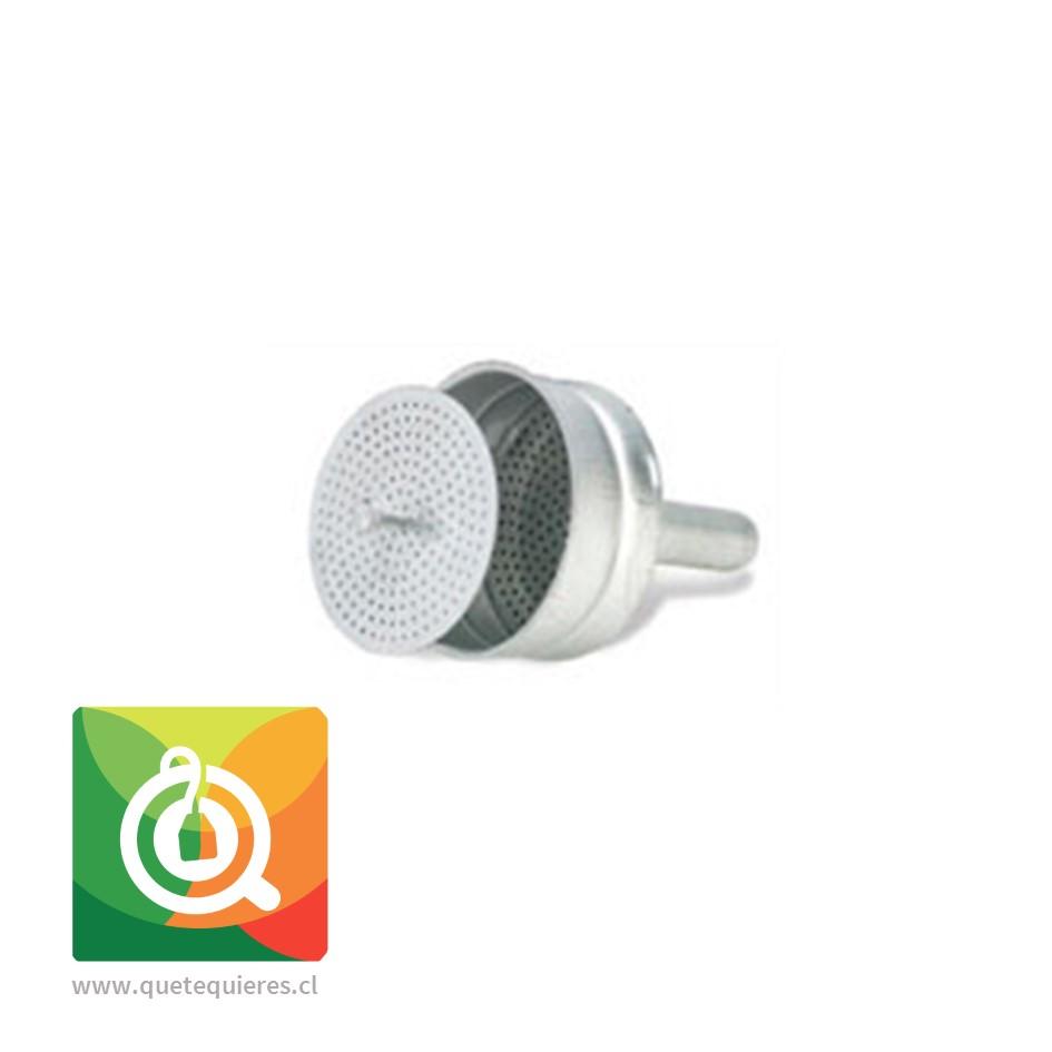 Oroley Cafetera Italiana Induccion Ecofund para 6 y 3 Tazas - Image 3