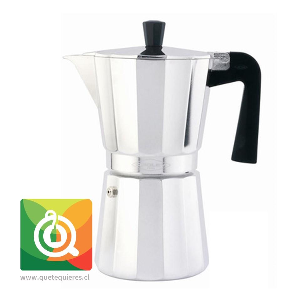Oroley Cafetera Italiana New Vitro 9 Tazas - Image 1