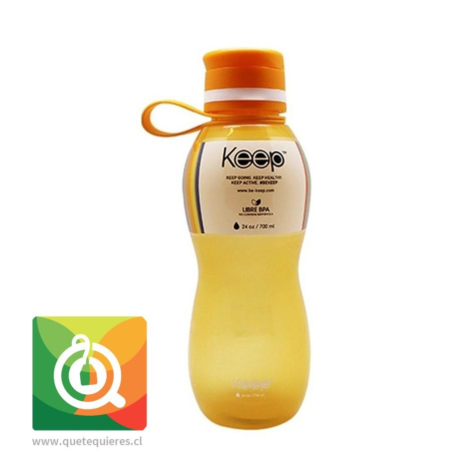Keep Botella de agua Value Naranjo
