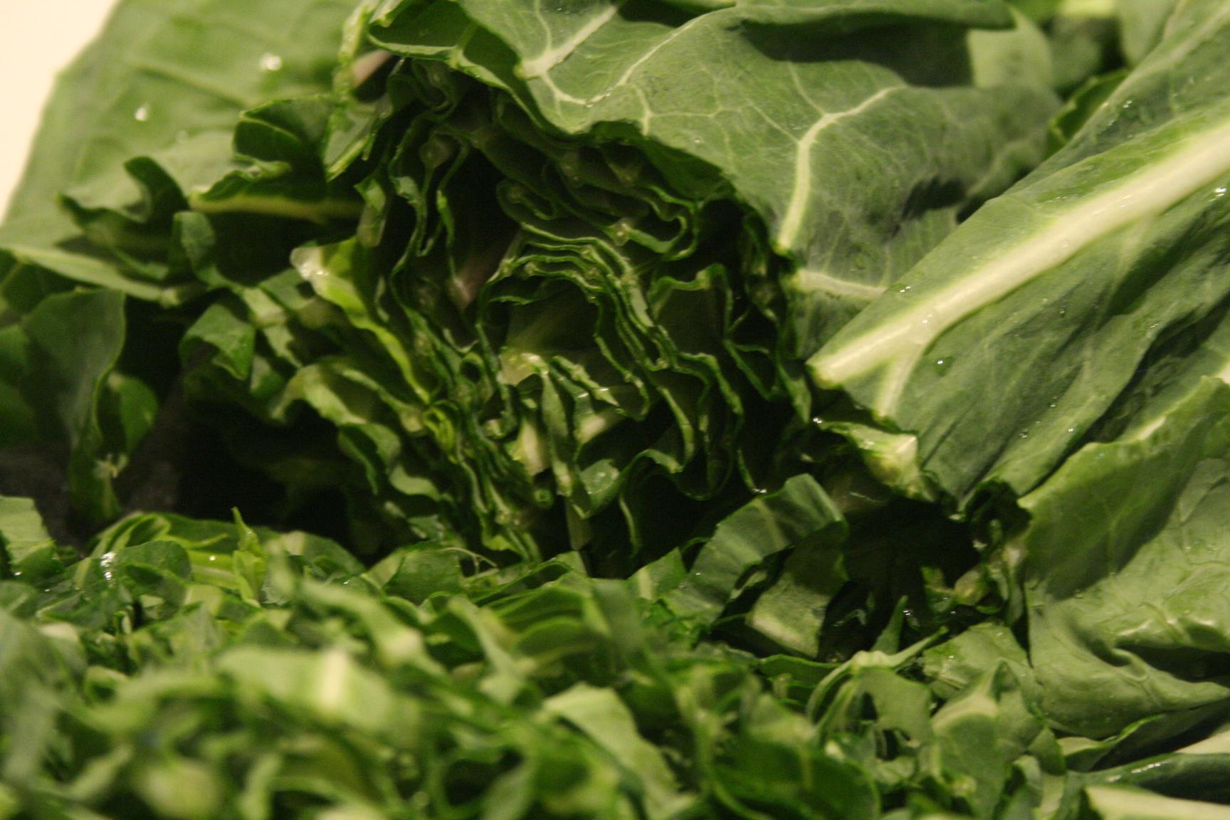 Couve Galega (folhas para caldo verde) 500 gr