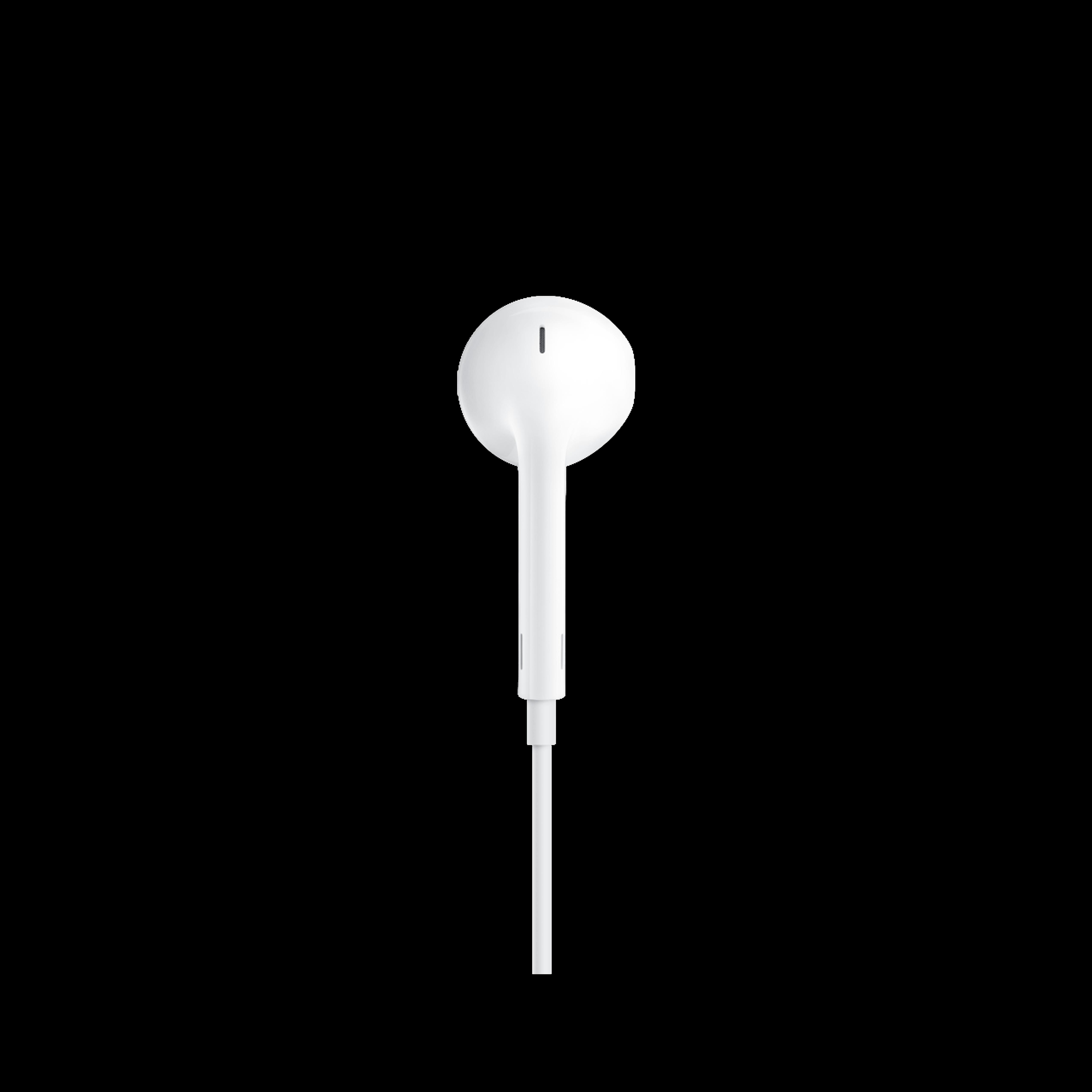 - Audífonos Apple Earpods con conector de 3.5 mm 3