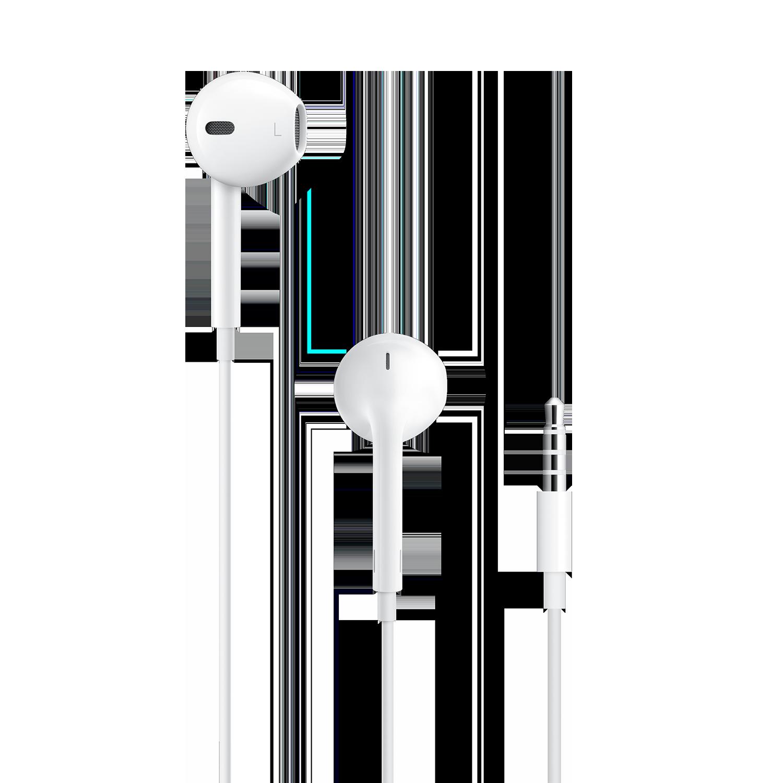 - Audífonos Apple Earpods con conector de 3.5 mm 6