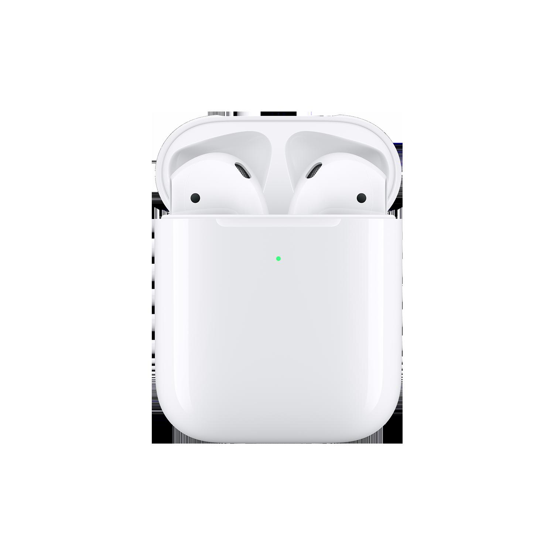 - Audífonos Bluetooth Apple AirPods (2ª generación) 4