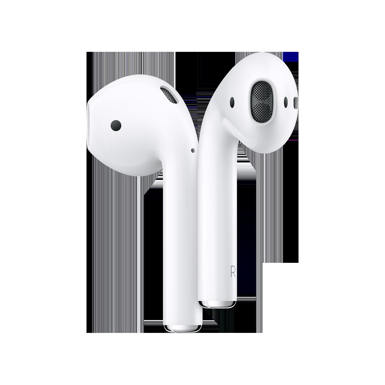 - Audífonos Bluetooth Apple AirPods (2ª generación) 1