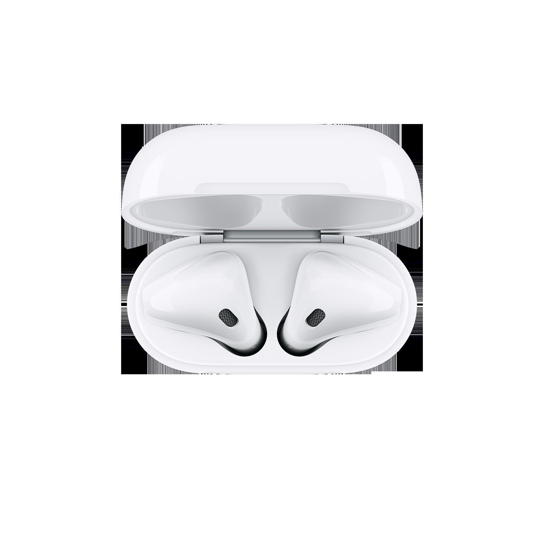 - Audífonos Bluetooth Apple AirPods (2ª generación) 3