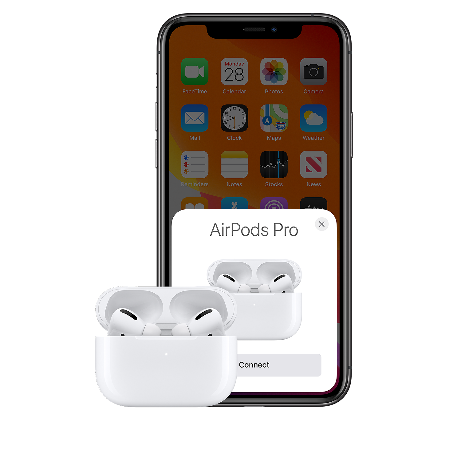 - Audífonos In-Ear Apple AirPods Pro 4