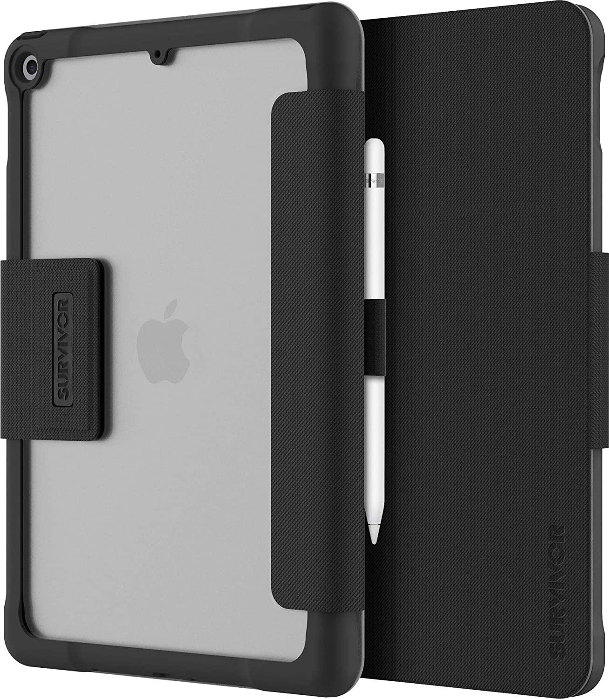 - Survivor Tactical Case for iPad 7th 10.2 Griffin Black 1