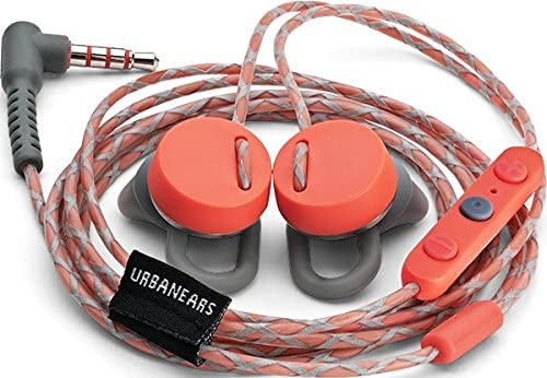 - Audífono In Ear Reimers Urbanears rush red 1