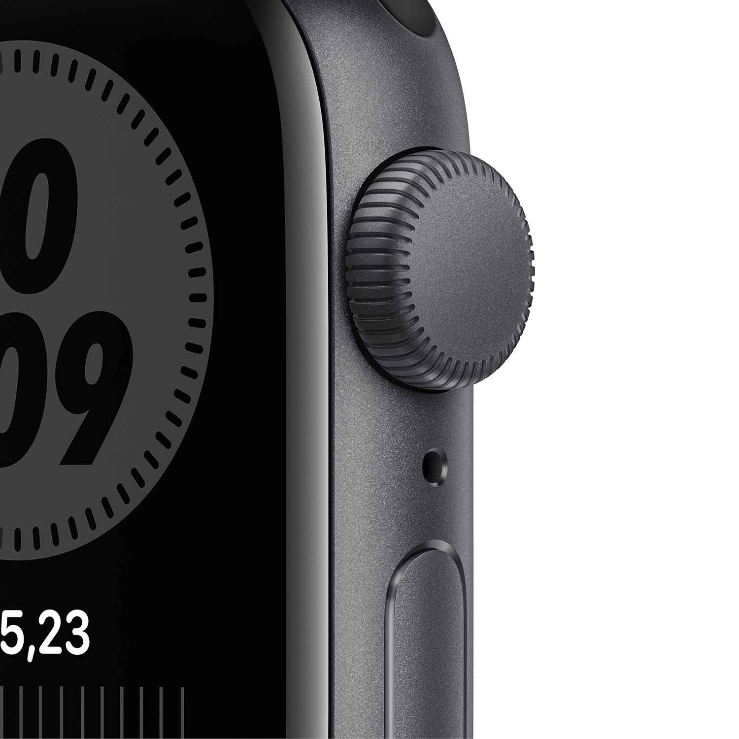 - Apple Watch Nike SE GPS, 40mm Space Gray Aluminium Case with Anthracite/Black Nike Sport Band 2