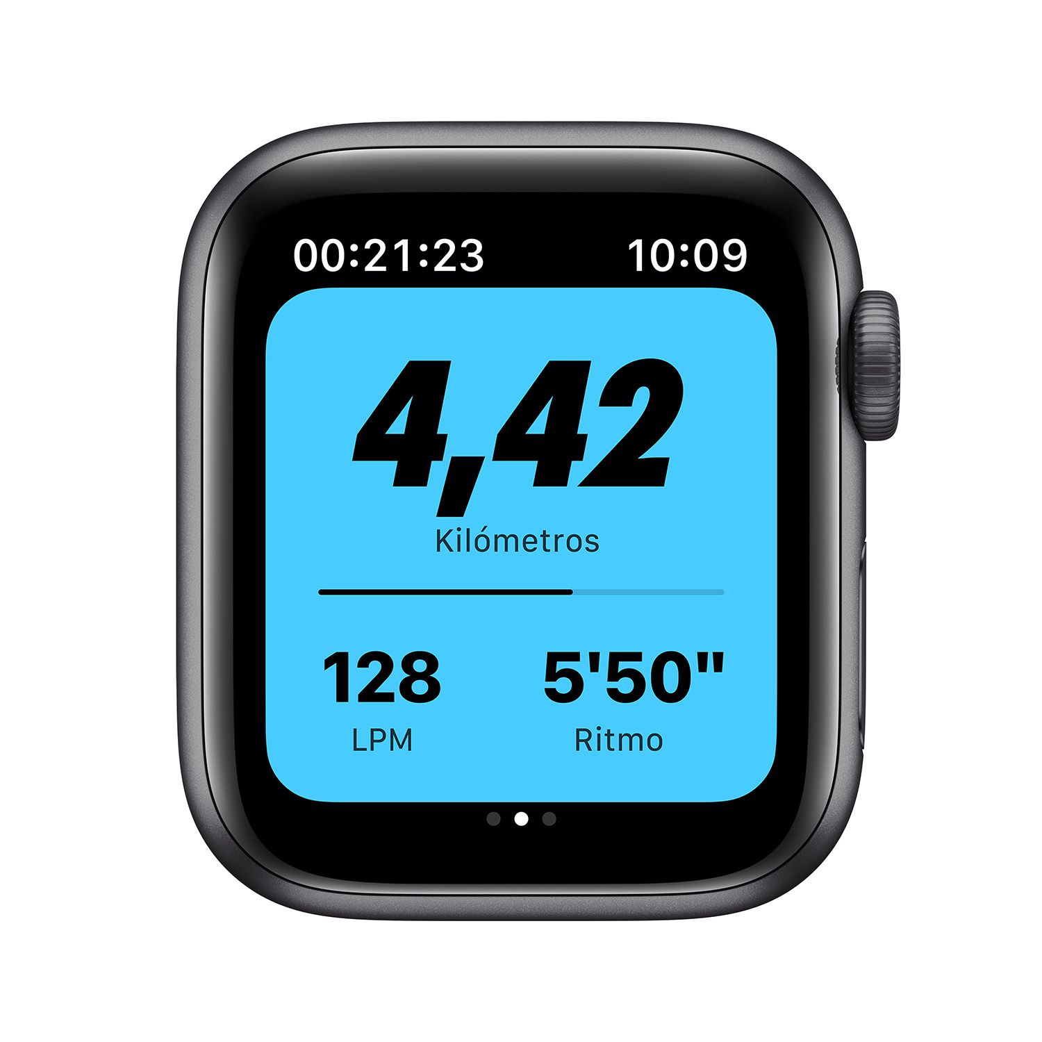 - Apple Watch Nike SE GPS, 40mm Space Gray Aluminium Case with Anthracite/Black Nike Sport Band 3