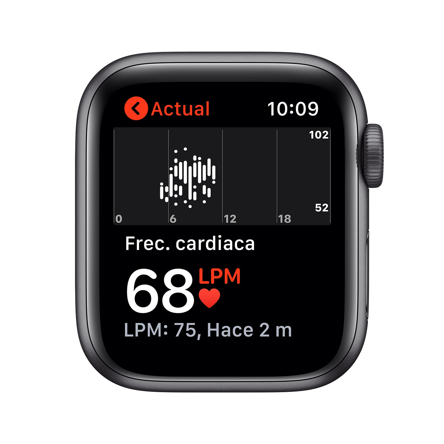 - Apple Watch Nike SE GPS, 40mm Space Gray Aluminium Case with Anthracite/Black Nike Sport Band 4