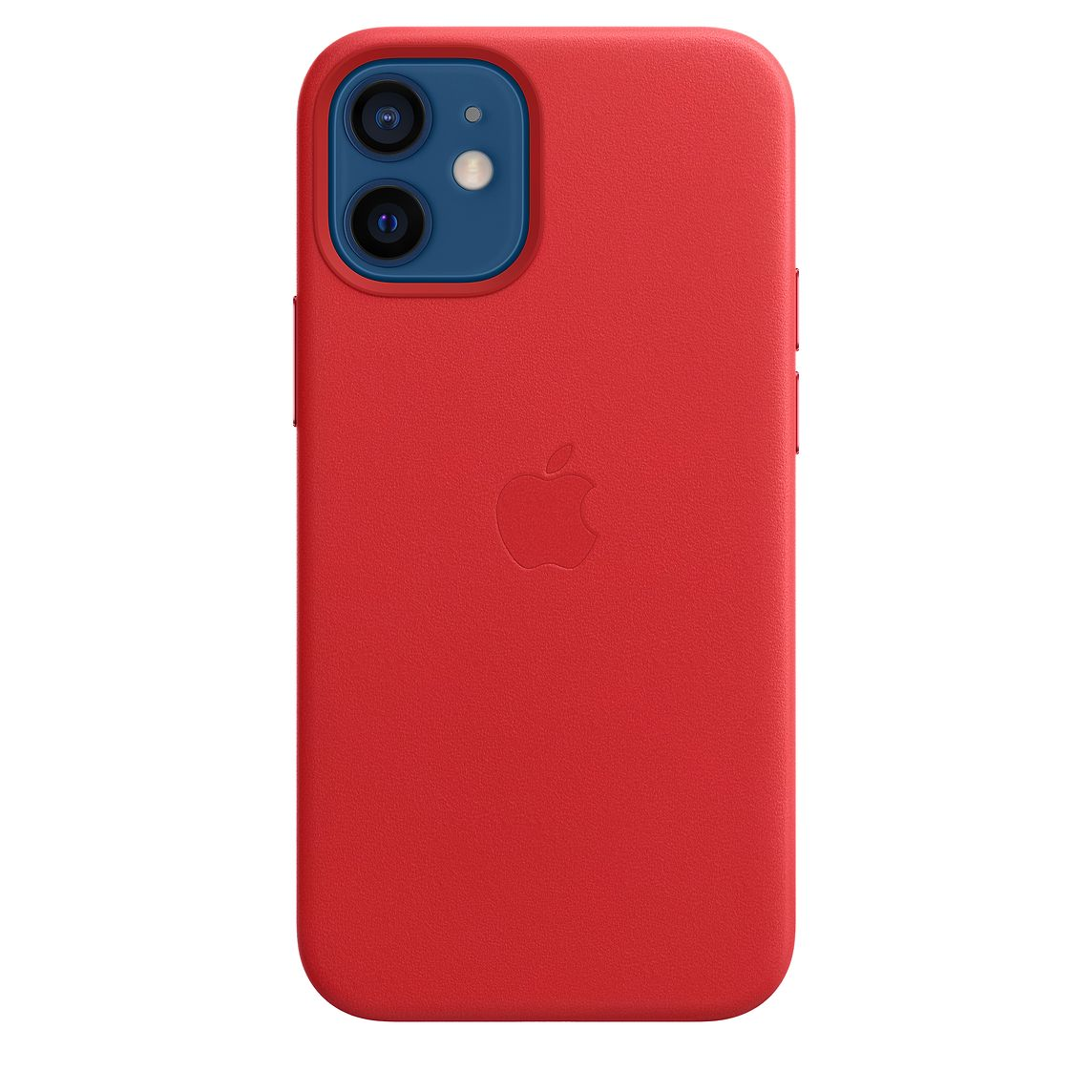 - iPhone 12 mini Leather Case with MagSafe / Rojo 1