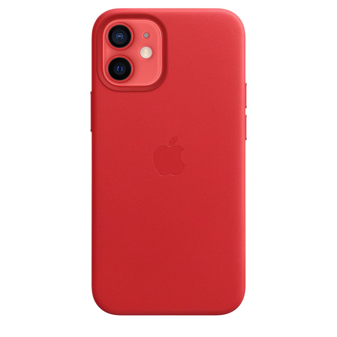 - iPhone 12 mini Leather Case with MagSafe / Rojo 3