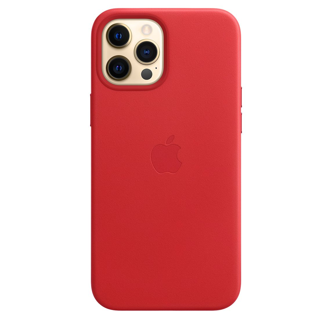 - iPhone 12 Pro Max Leather Case with MagSafe / Rojo 5