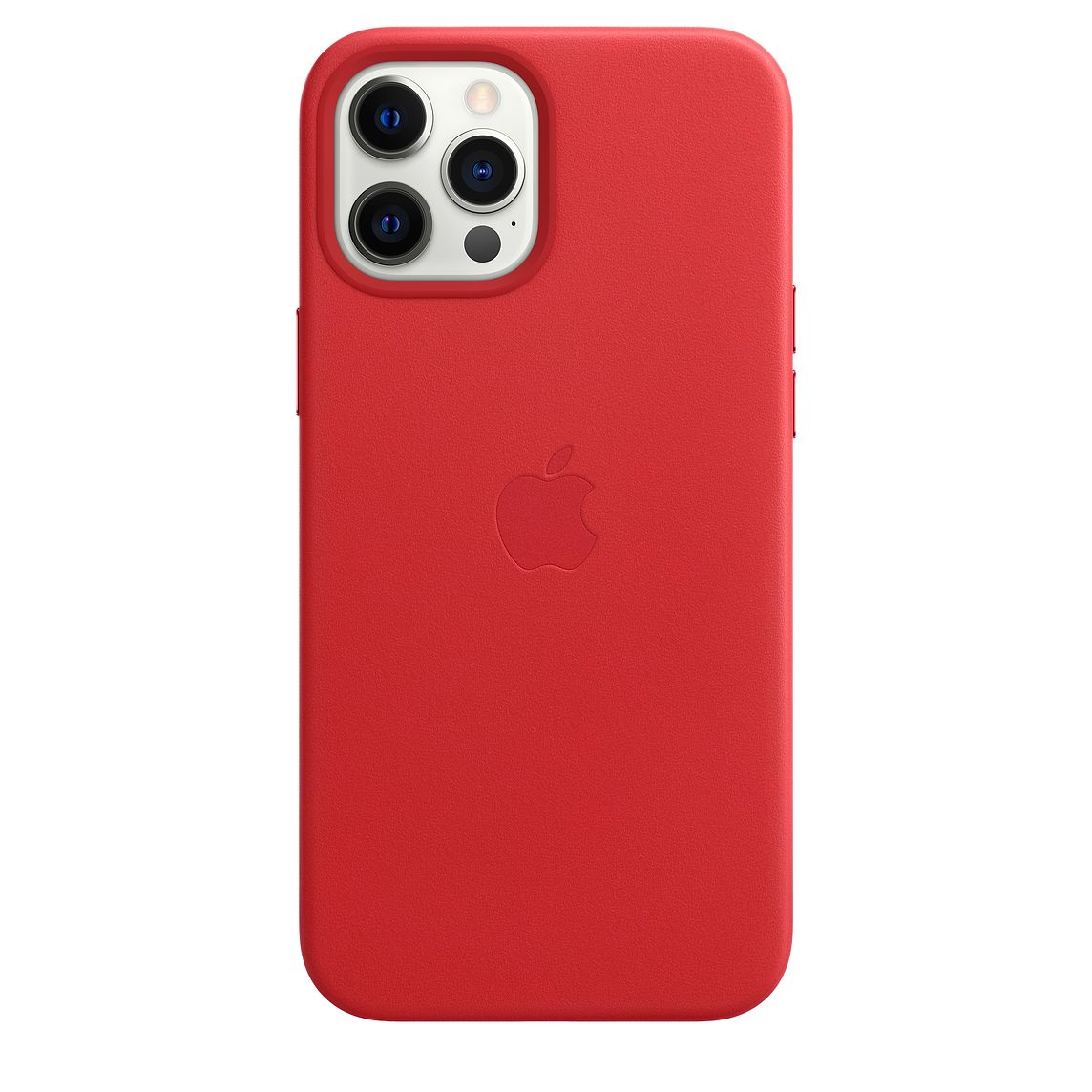 - iPhone 12 Pro Max Leather Case with MagSafe / Rojo 3