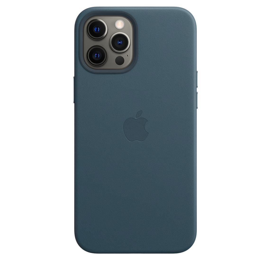 - iPhone 12 Pro Max Leather Case with MagSafe / Azul Báltico 4