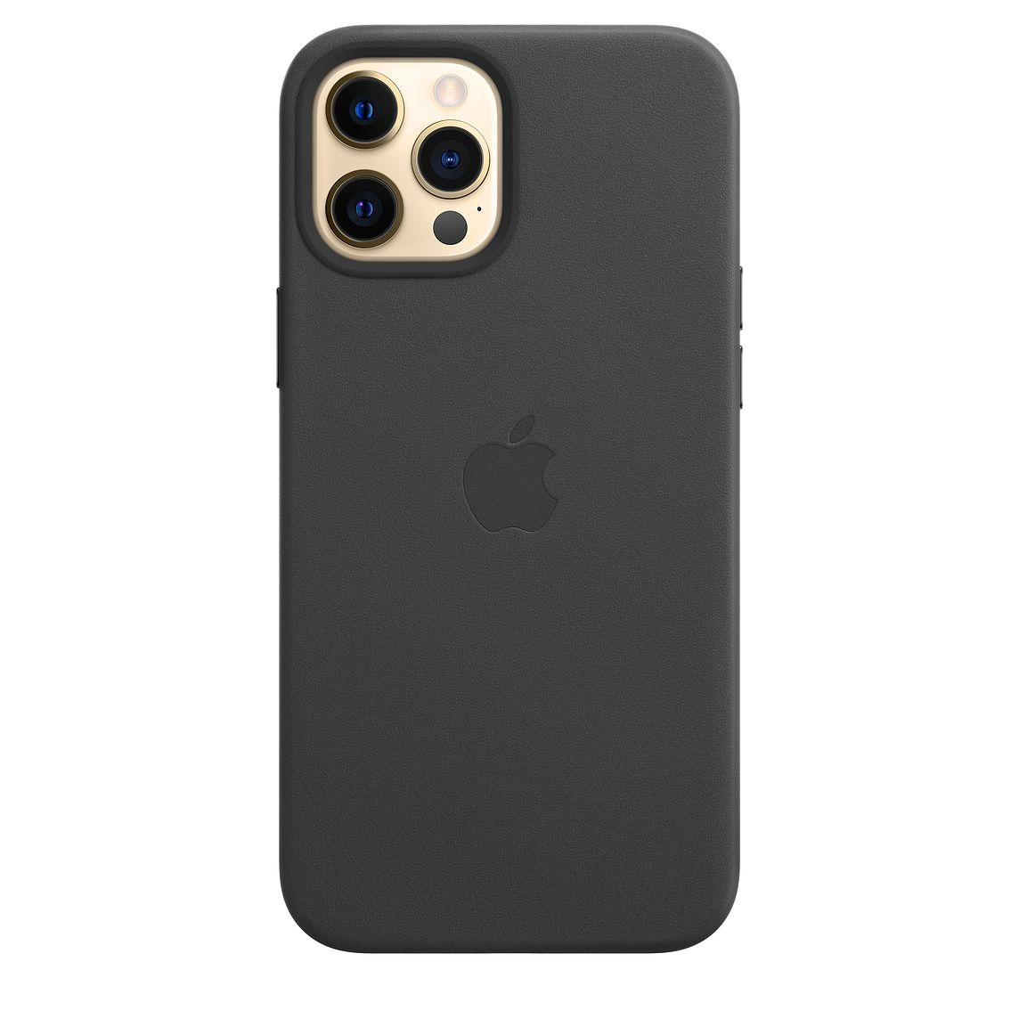 - iPhone 12 Pro Max Leather Case with MagSafe / Negro 4