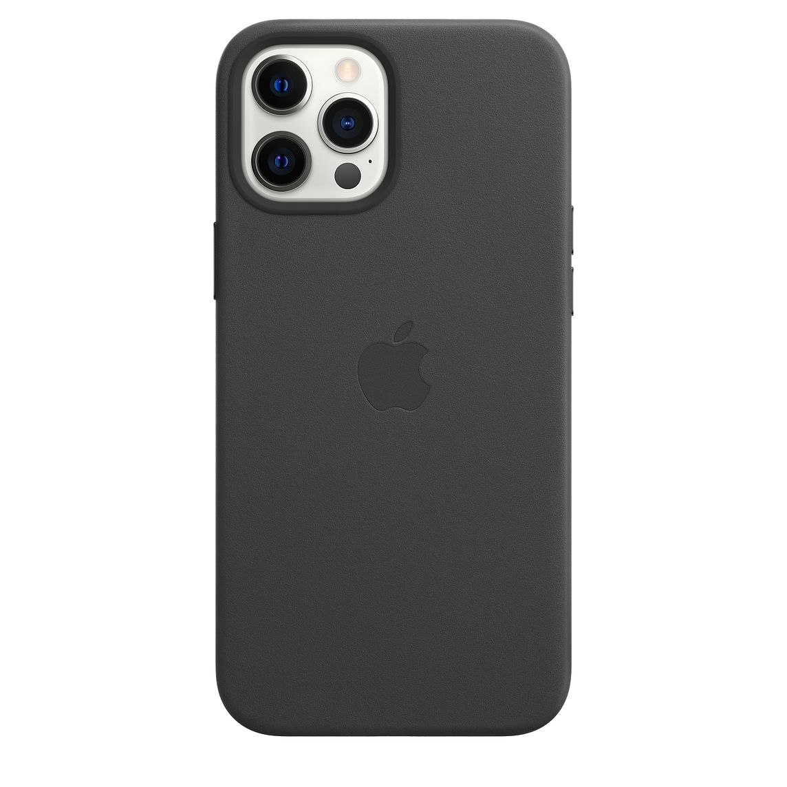 - iPhone 12 Pro Max Leather Case with MagSafe / Negro 2