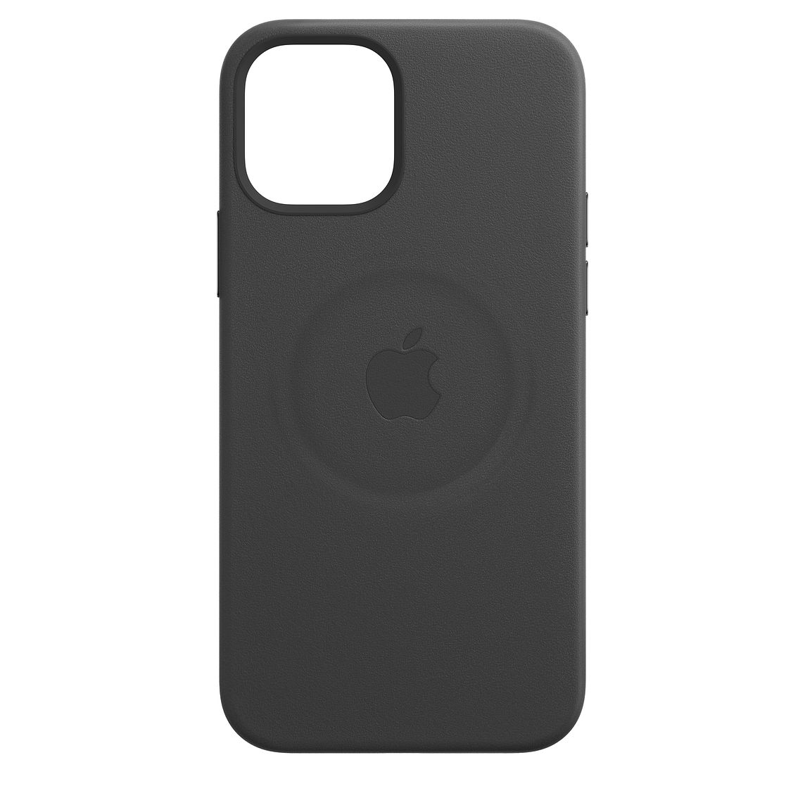 - iPhone 12 Pro Max Leather Case with MagSafe / Negro 1