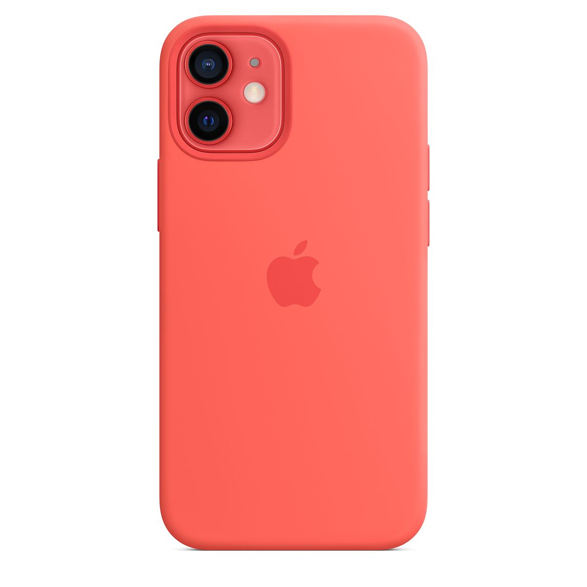 - iPhone 12 mini Silicone Case with MagSafe / Rosa Cítrico 4