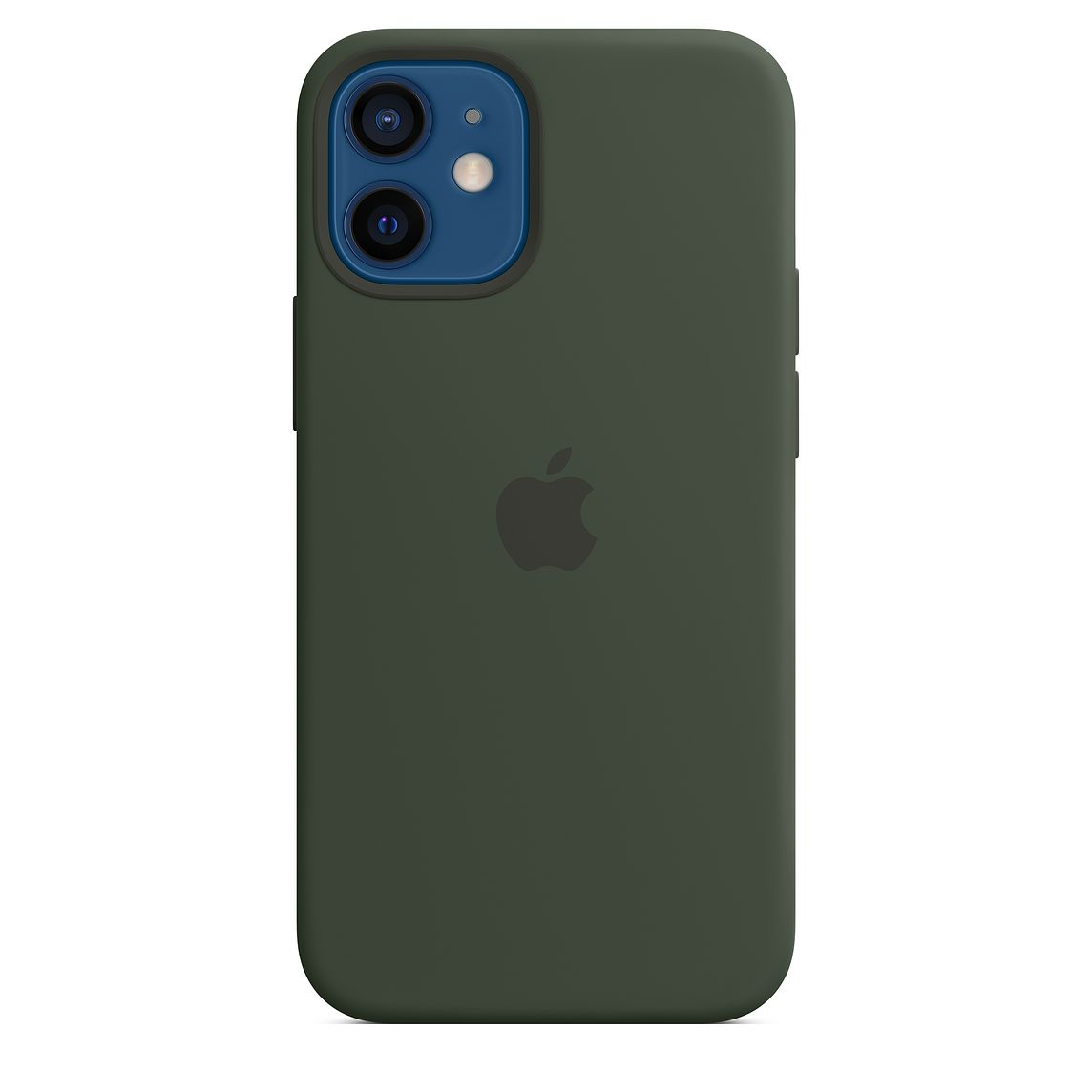 - iPhone 12 mini Silicone Case with MagSafe / Verde Chipre 1