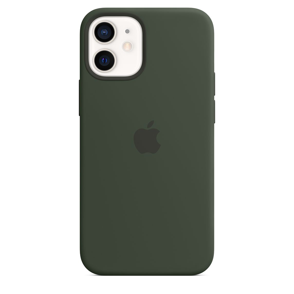 - iPhone 12 mini Silicone Case with MagSafe / Verde Chipre 3
