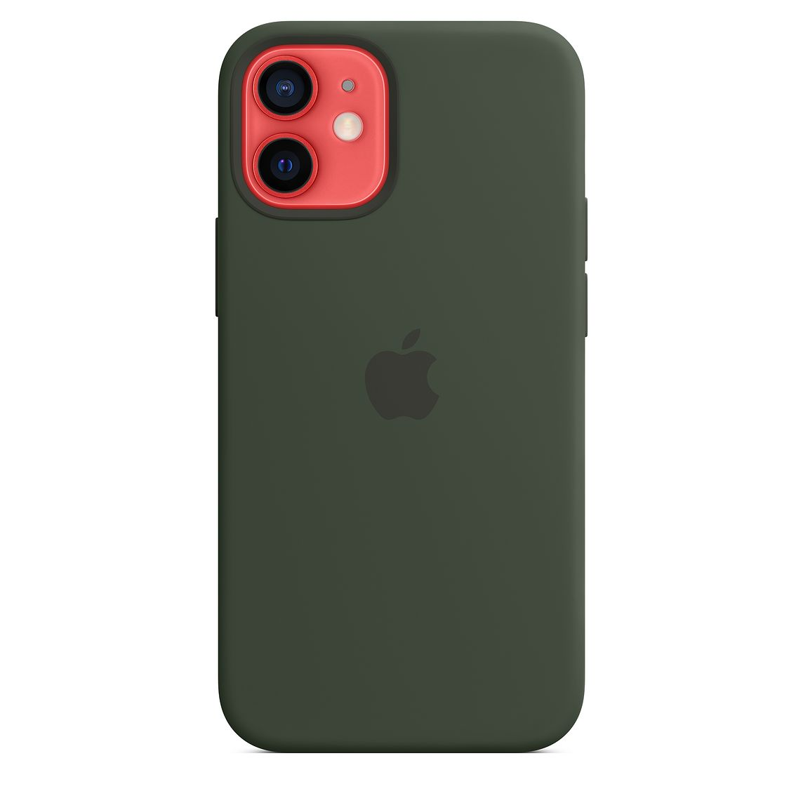 - iPhone 12 mini Silicone Case with MagSafe / Verde Chipre 4