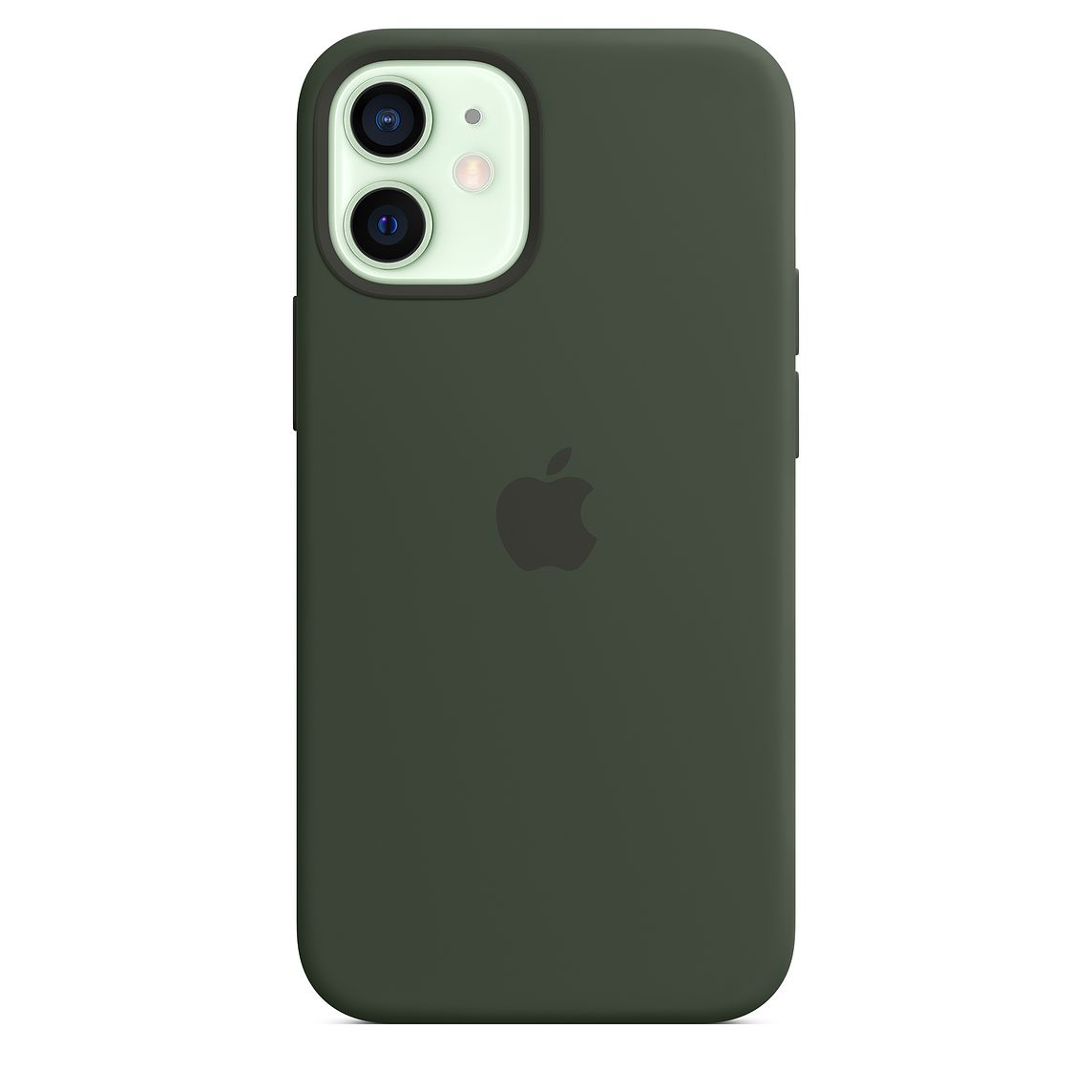 - iPhone 12 mini Silicone Case with MagSafe / Verde Chipre 5