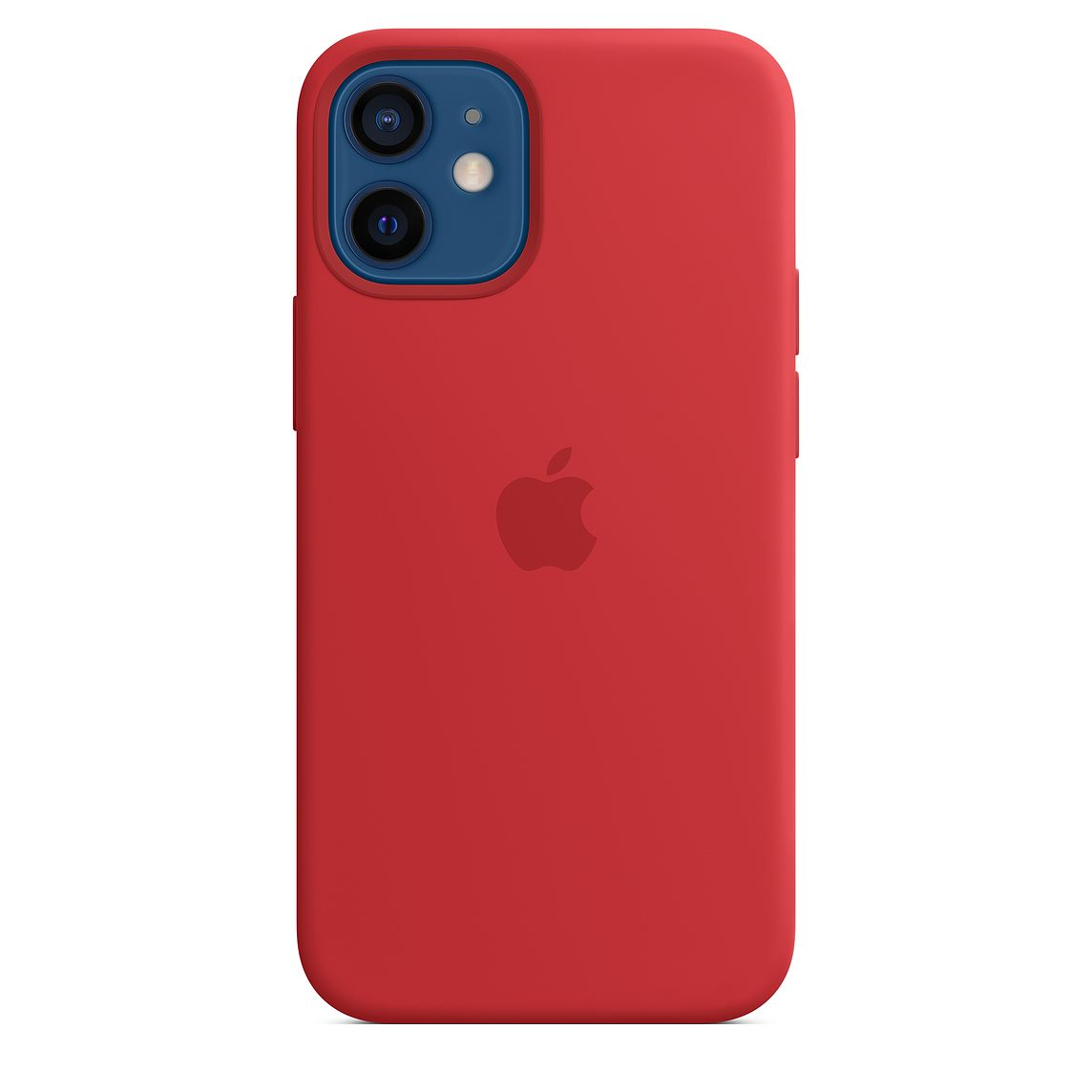 - iPhone 12 mini Silicone Case with MagSafe / Rojo 5