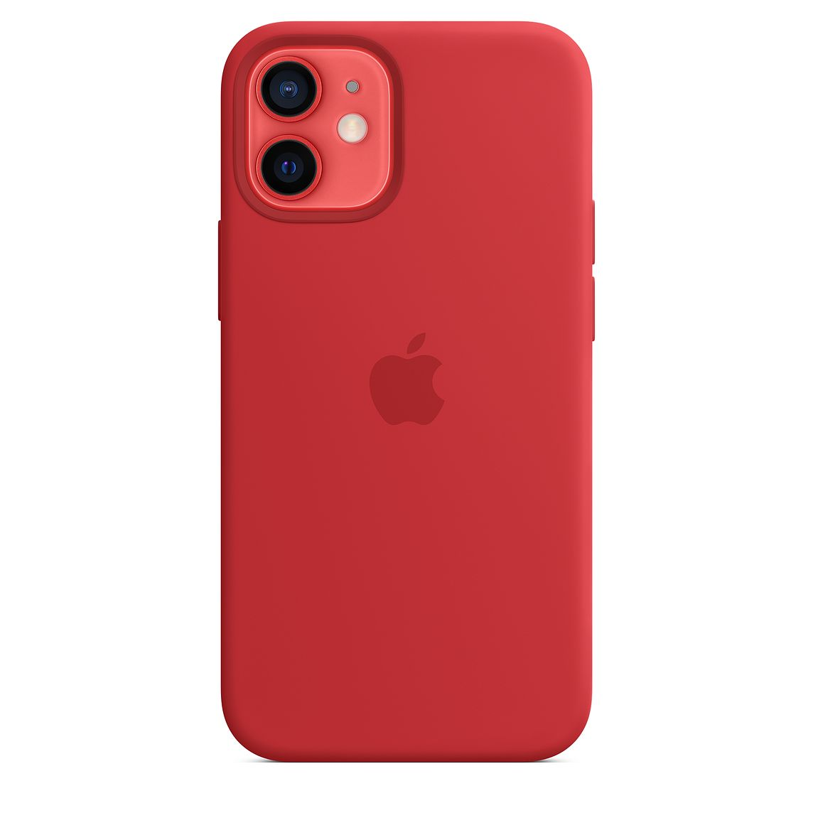 - iPhone 12 mini Silicone Case with MagSafe / Rojo 3