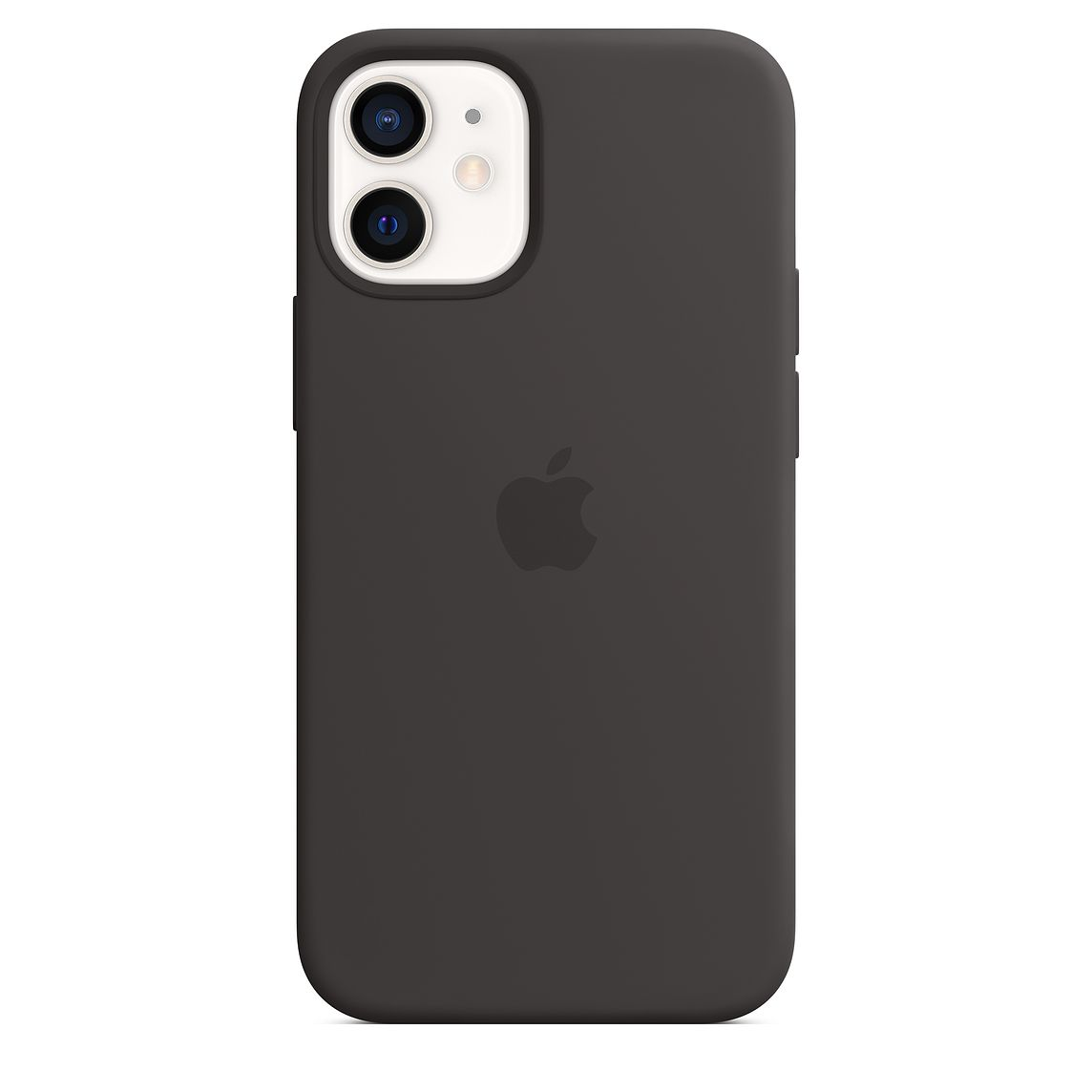 - iPhone 12 mini Silicone Case with MagSafe / Negro 2