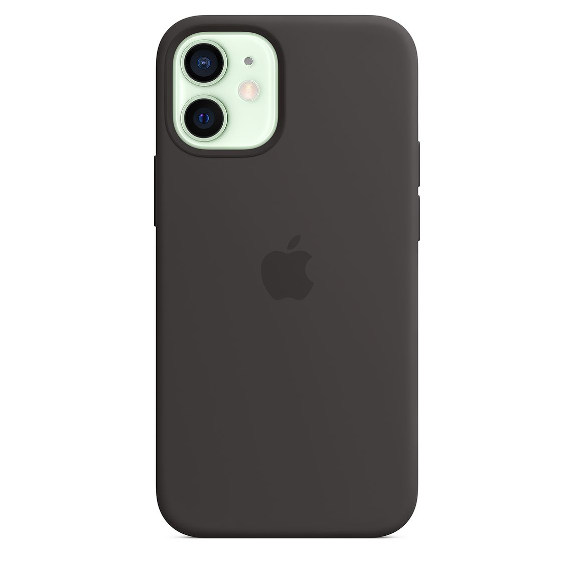 - iPhone 12 mini Silicone Case with MagSafe / Negro 4