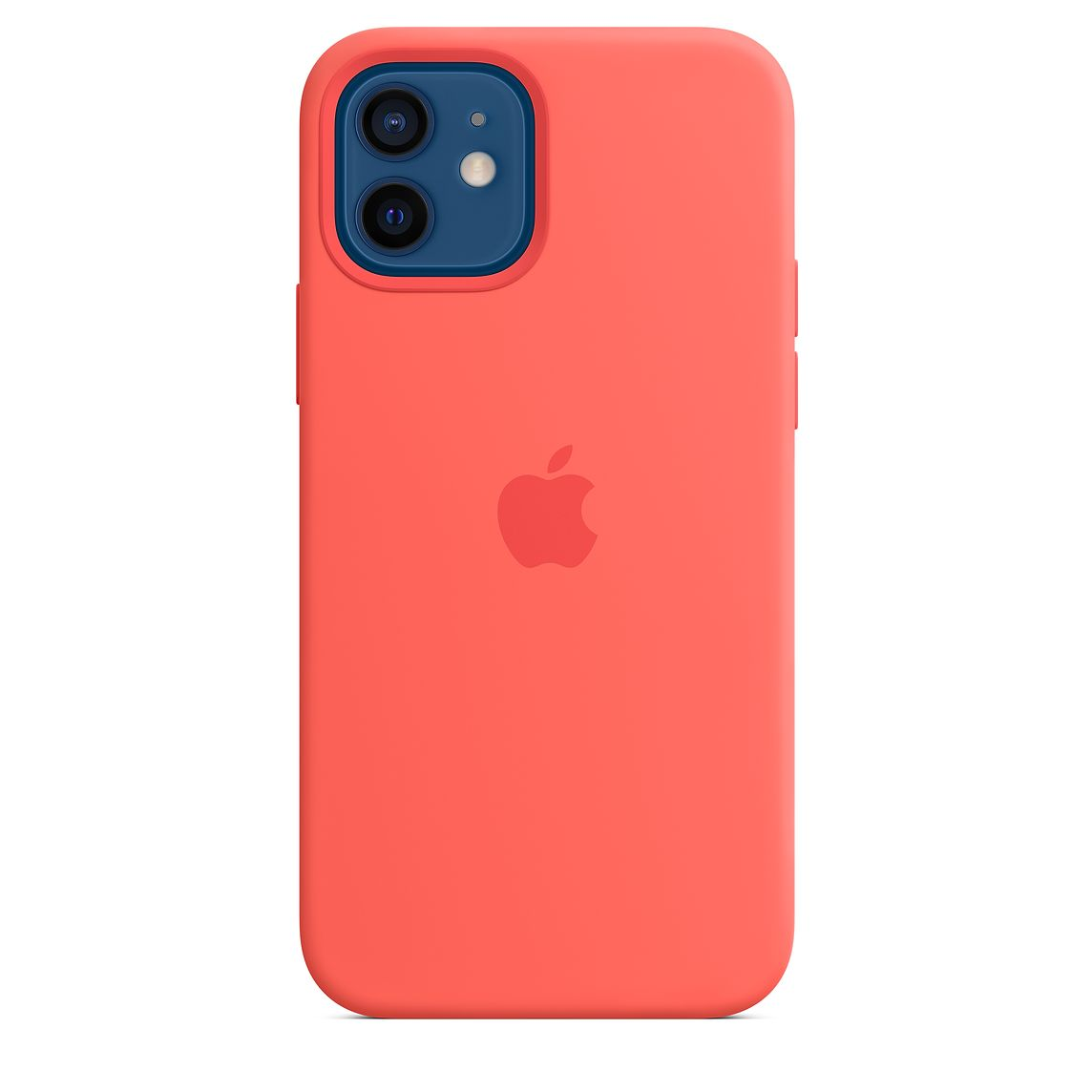 - iPhone 12 | 12 Pro Silicone Case with MagSafe / Rosa Cítrico 1