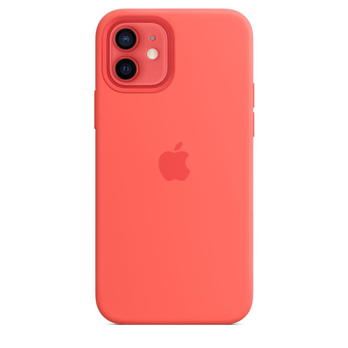 - iPhone 12 | 12 Pro Silicone Case with MagSafe / Rosa Cítrico 3