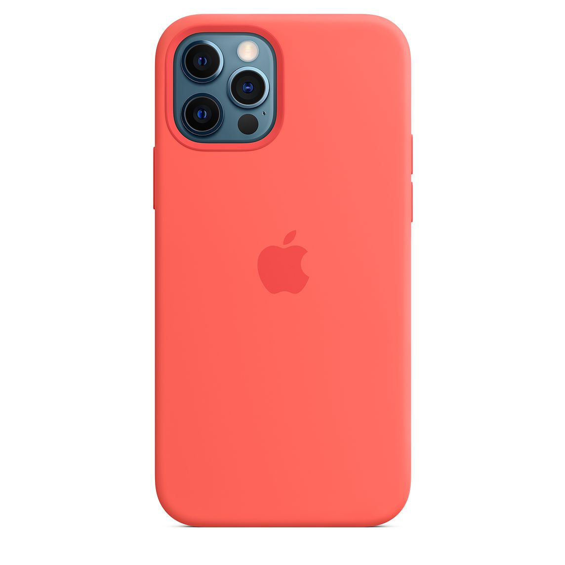 - iPhone 12 | 12 Pro Silicone Case with MagSafe / Rosa Cítrico 5