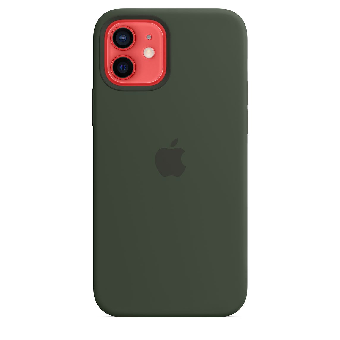 - iPhone 12 | 12 Pro Silicone Case with MagSafe / Verde Chipre 3