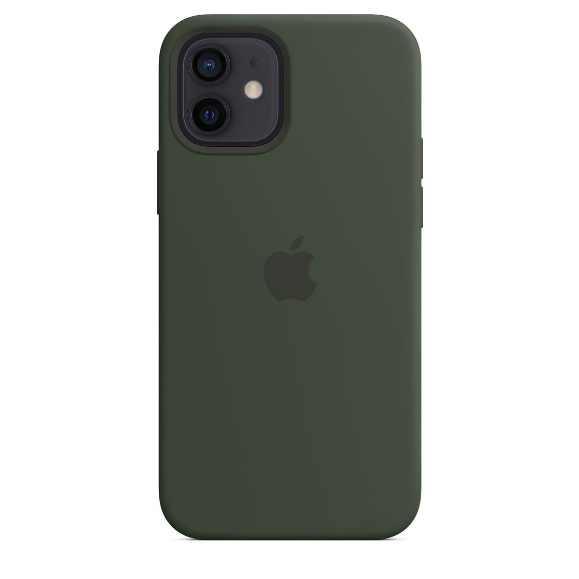- iPhone 12 | 12 Pro Silicone Case with MagSafe / Verde Chipre 4