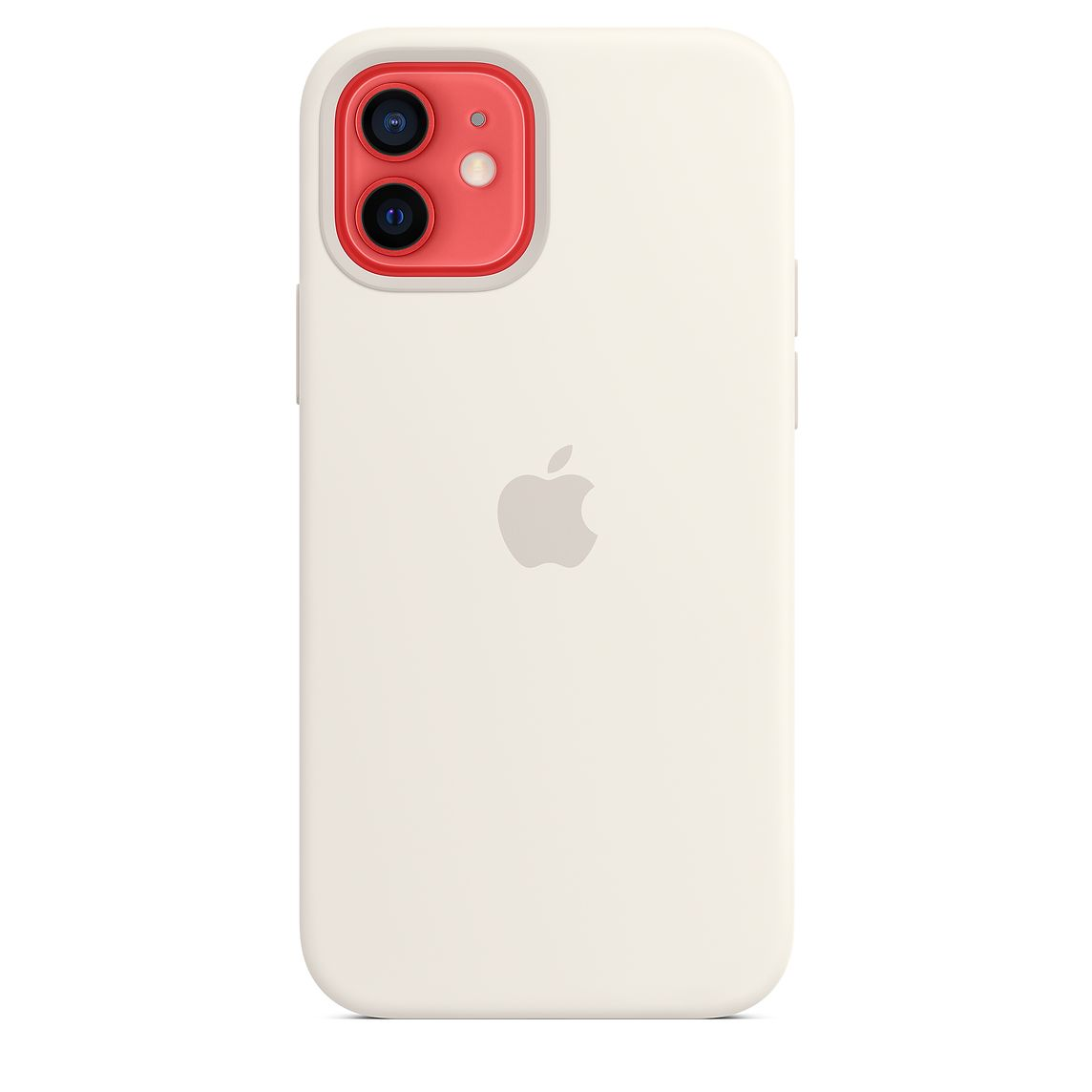 - iPhone 12 | 12 Pro Silicone Case with MagSafe / Blanco 3
