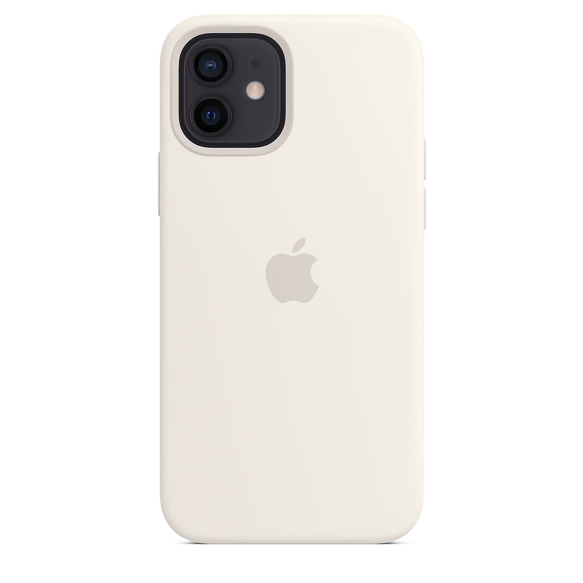 - iPhone 12 | 12 Pro Silicone Case with MagSafe / Blanco 4