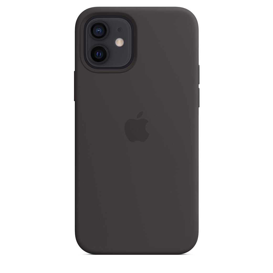 - iPhone 12   12 Pro Silicone Case with MagSafe / Negro 4