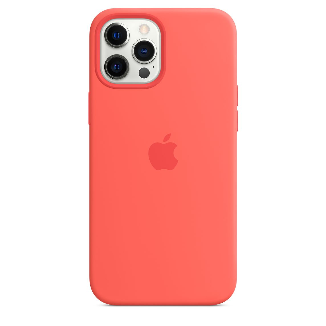 - iPhone 12 Pro Max Silicone Case with MagSafe / Rosa Cítrico 3