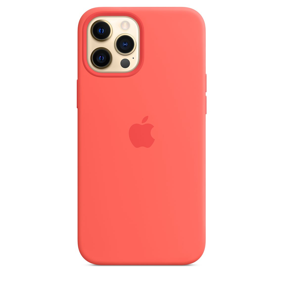 - iPhone 12 Pro Max Silicone Case with MagSafe / Rosa Cítrico 1
