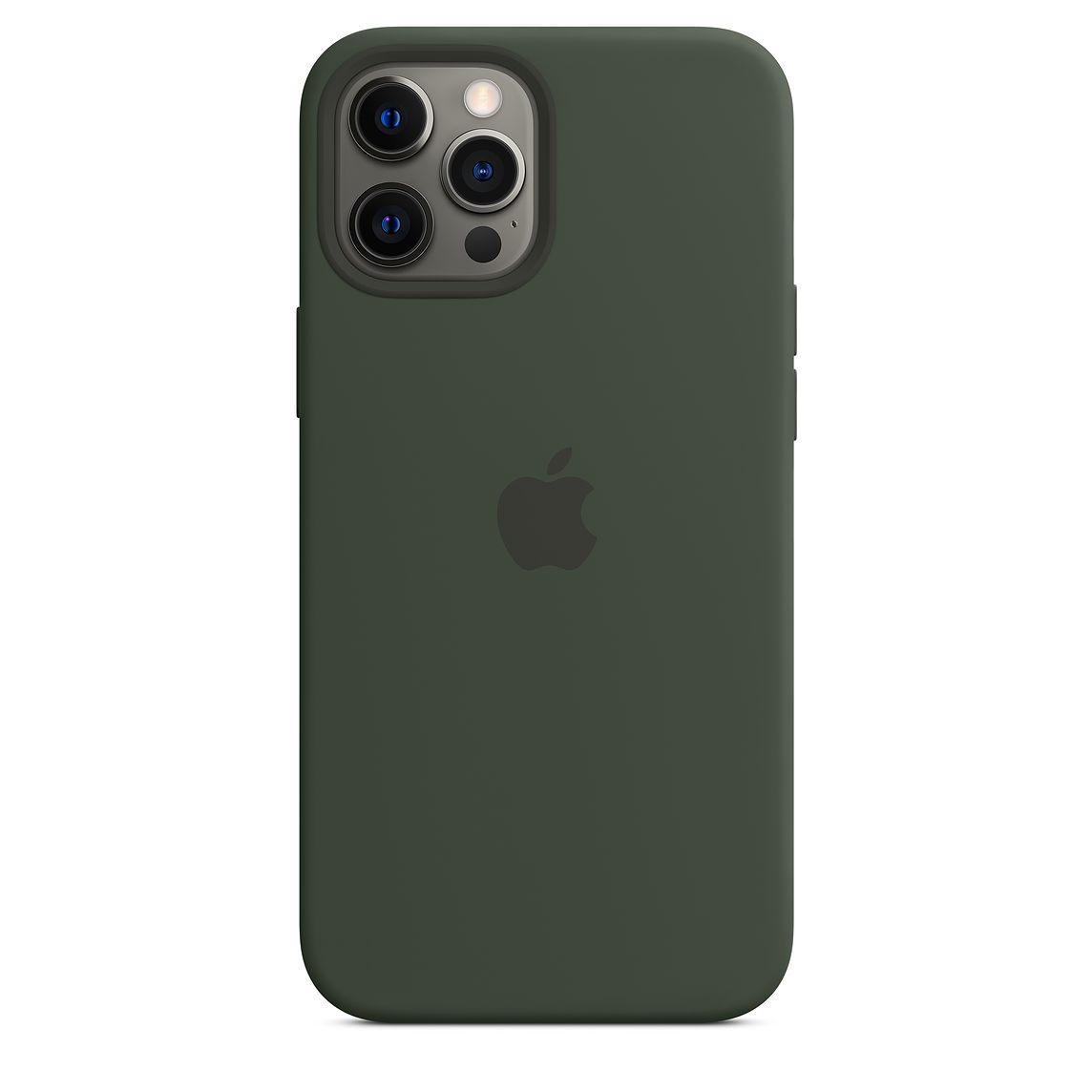 - iPhone 12 Pro Max Silicone Case with MagSafe / Verde Chipre 2