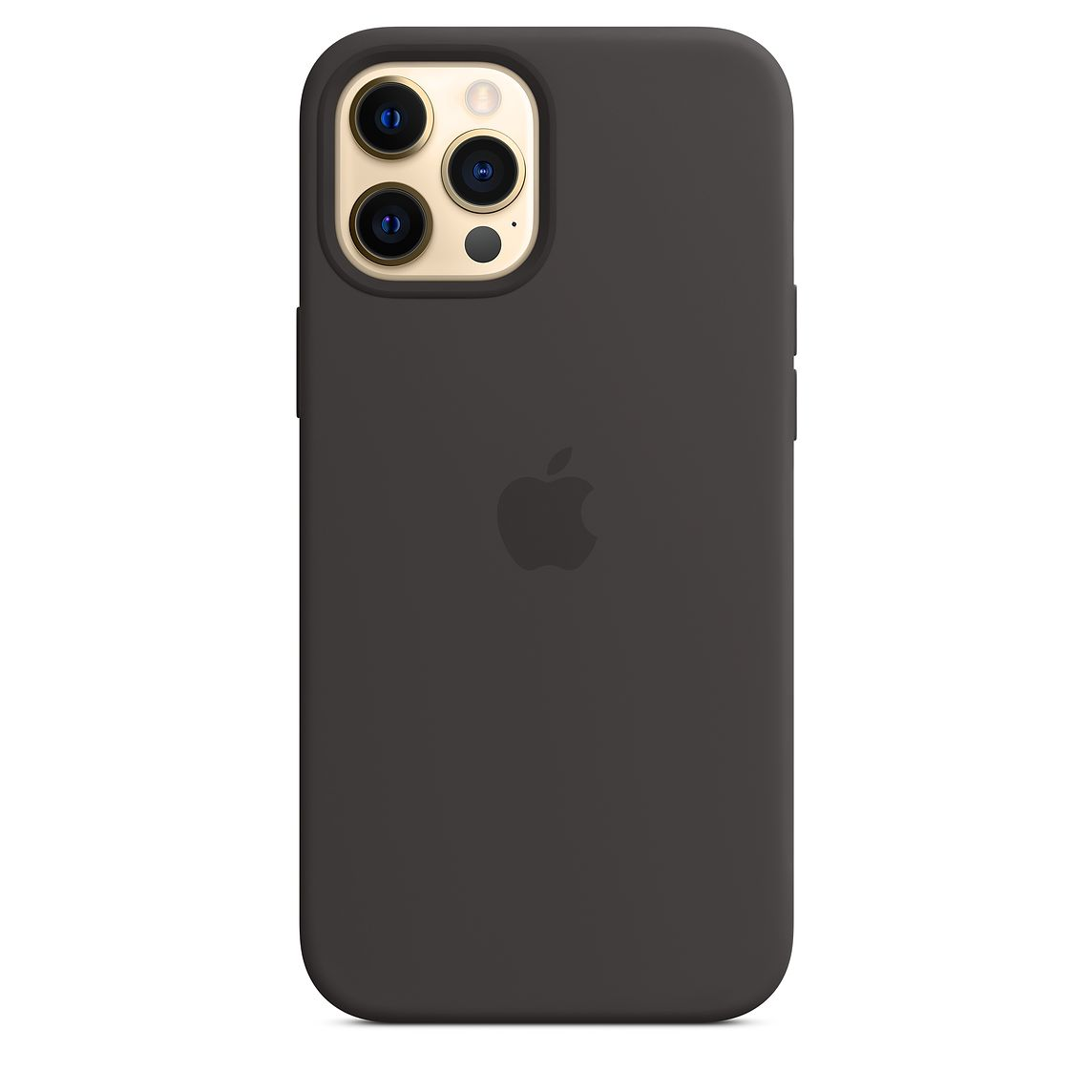 - iPhone 12 Pro Max Silicone Case with MagSafe / Negro 1